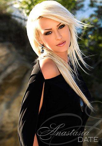 Pretty Ukraine Girl Anastasia From Odessa 34 Yo Hair